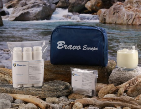 Bravo Easy Kit for Milk